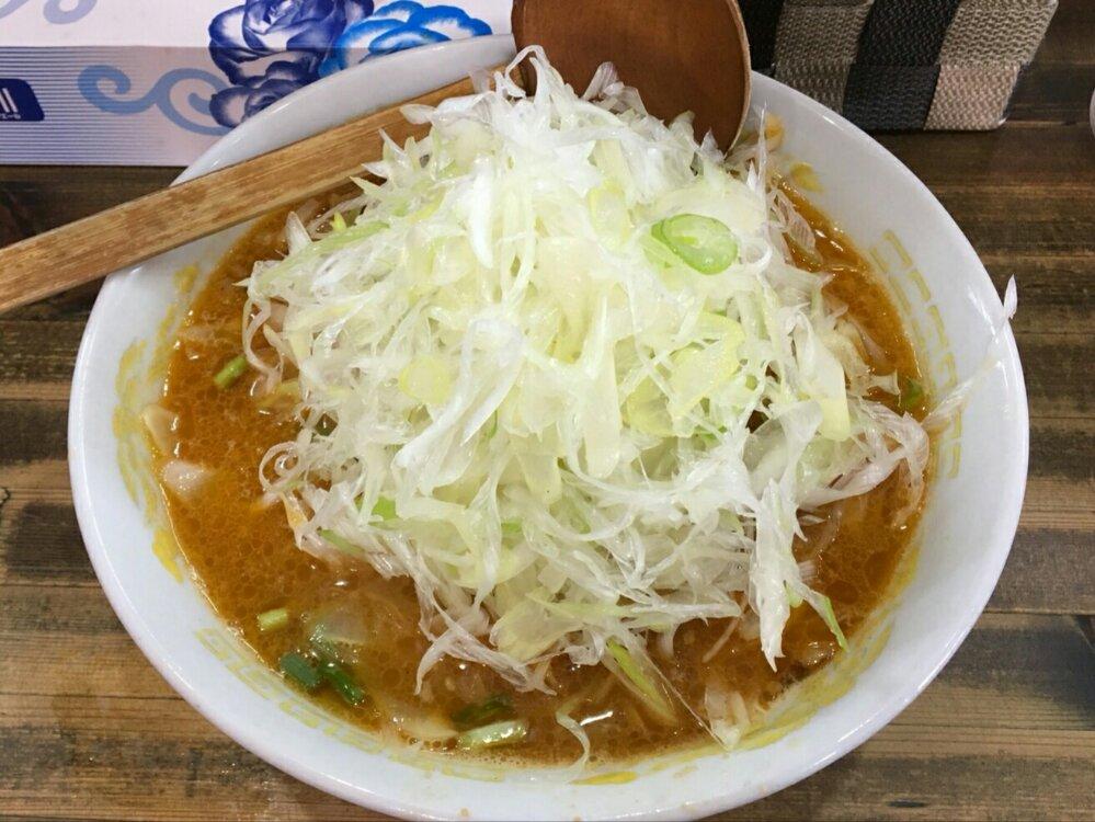 多賀城 味噌やすのコク味噌ラーメン
