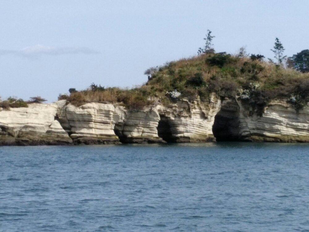 松島湾 鐘島