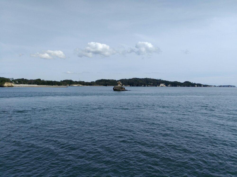 松島町 仁王島