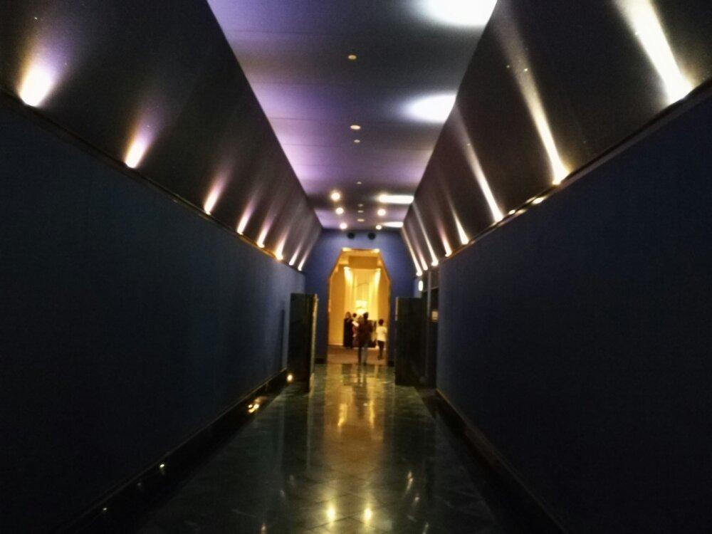 松島町 藤田喬平ガラス美術館 入口