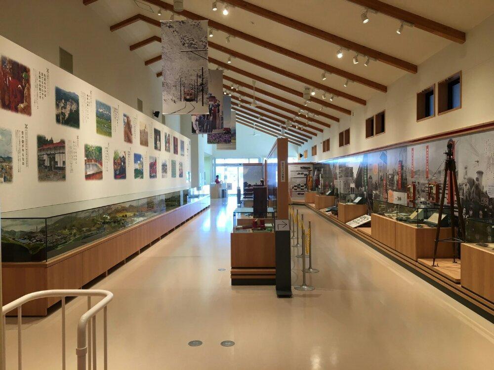 くりでんミュージアム 資料館