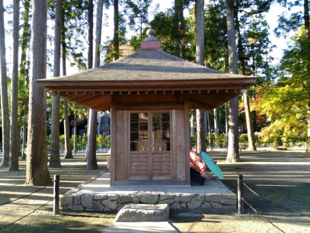 瑞巌寺 復興地蔵堂