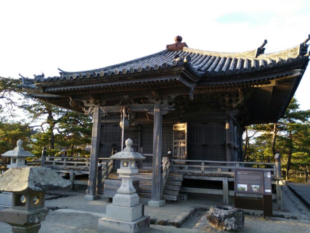 松島の五大堂