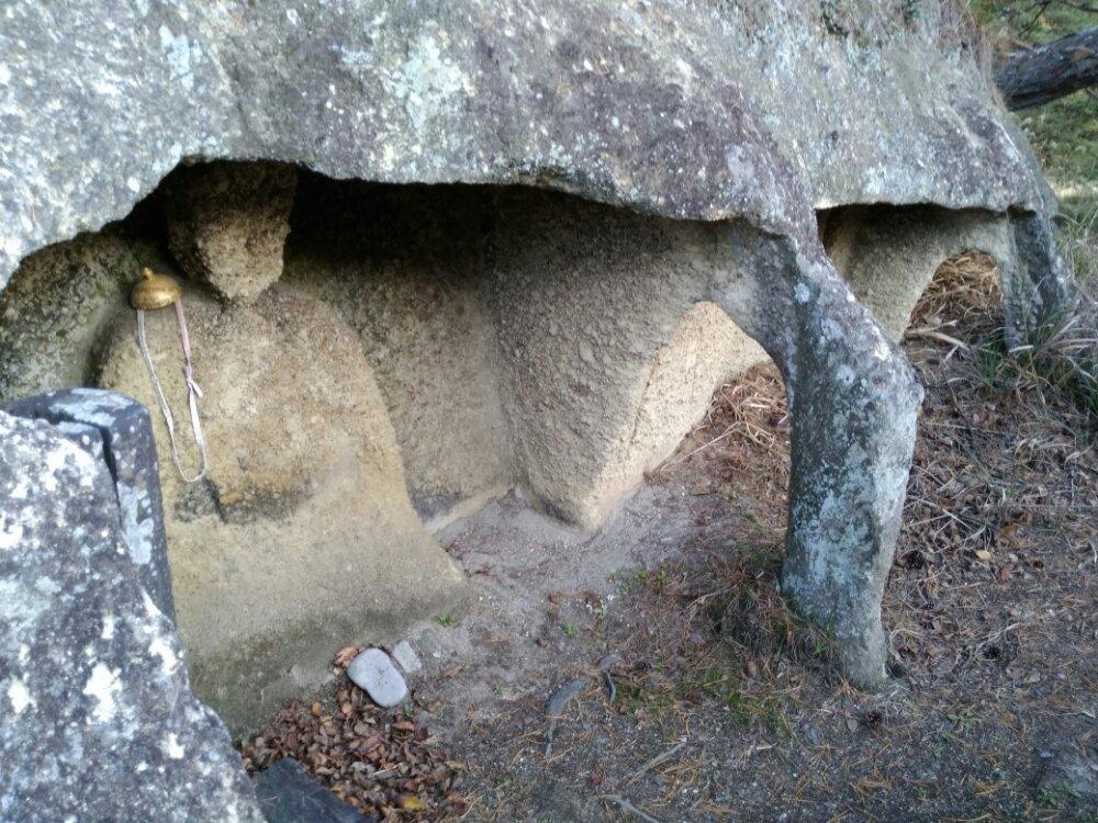 松島の石仏