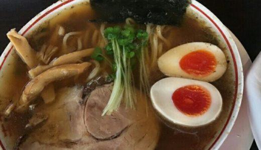 【ラーメン日記】利府町 中華麺亭 むらさき屋|動物系スープの大好きな中華そば